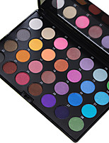 cheap -28 Eyeshadow Palette Dry Shimmer Eyeshadow palette Powder Daily Makeup Fairy Makeup Smokey Makeup