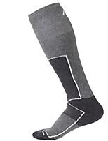 cheap -Solid Ski Socks Men's Socks Winter Sweat-Wicking Breathability Cotton Blend Snow Sports Cross Country