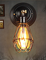 cheap -Wall Light Ambient Light Wall Sconces 40W 220V E27 Rustic/Lodge