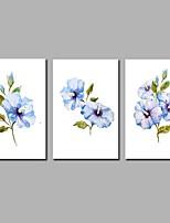 Stampe a tela Rustico,Tre Pannelli Tela Stampa Decorazioni da parete For Decorazioni per la casa