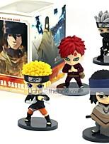 economico -Figure Anime Azione Ispirato da Naruto Sasuke Uchiha CM Giocattoli di modello Bambola giocattolo