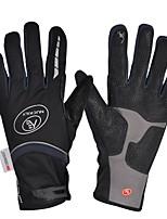 Nuckily Спортивные перчатки Зимние Перчатки для велосипедистов Перчатки для сенсорного экрана Сохраняет тепло Водонепроницаемость
