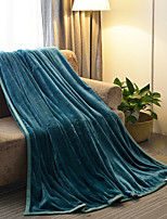 Super Soft,Printed Solid Poly/Cotton Blankets