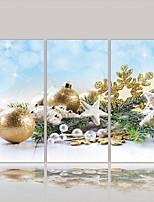 Toile Classique,Trois Panneaux Toile Format Vertical Imprimé Décoration murale For Décoration d'intérieur