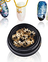 cheap -1 Nail Art Decoration Rhinestone Pearls Nail Jewelry Metallic Shiny Christmas Nail Art Design