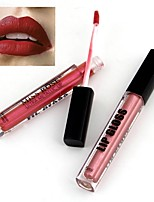 cheap -Lip Gloss Lipstick Wet Matte Mineral Liquid Waterproof Solid