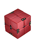 cheap -Infinity Cubes Toys Toys Kids Stress and Anxiety Relief Novelty Square Shape Metal Alloy Places Simple Office/career Pieces Kids Teen