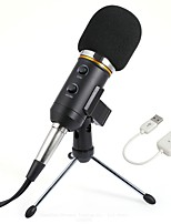KEBTYVOR Mk-F200FL WiredMicrophoneSets PC, Notebooks and Laptops Condenser Microphone