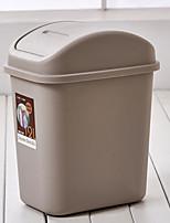 High Quality Living Room Bathroom Waste Bins,Plastic