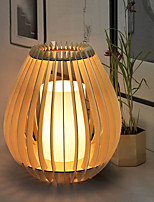 40 Rustic/Lodge Artistic Simple Country Traditional/Classic Table Lamp  Feature for Mini Style Eye Protection  with Wood Use Switch
