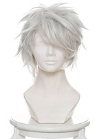 Cosplay Wigs 12 Wars / Juni Taisen Usagi / Rabbit Anime Cosplay Wigs 33 CM Heat Resistant Fiber Male