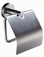 Modern Toilet Paper Holders Stainless Steel Non Skid Solid Opaque 60cm x 60cm