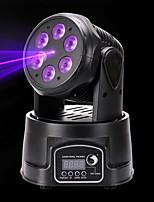 U'King Eclairage Laser de Scène Lampe LED de Soirée DMX 512 Master-Slave Activé par son Auto Télécommande 60 pour Mariage Boîte de Nuit