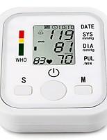 Haut du Bras Affichage de l'heure Interrupteur Marche/Arrêt LCD Mesure de la pression sanguine