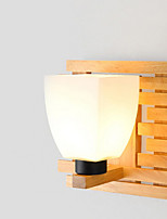 Wall Light Wall Sconces 40W 220V E27 Country Wood