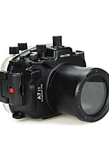 Underwater Camera Diving Waterproof Housing For Sony A7II A7R II A7S II ILCE-7M2/7RM2/7SM2 130FT/40M
