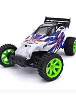 RC Car KW-CW16 Truggy Off Road Car High Speed 4WD Drift Car 1:12 Brush Electric 40 KM/H 2.4G