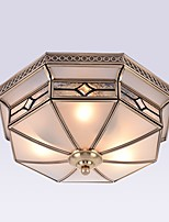 Traditional/Classic Flush Mount For Entry Garage AC 110-120 AC 220-240V Bulb Not Included