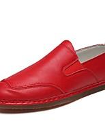 Homme Chaussures PU de microfibre synthétique Similicuir Polyuréthane Toute Saison Confort Mocassins et Chaussons+D6148 Pour Décontracté