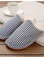 cheap -Women's Shoes Polyamide fabric Cotton Spring Fall Comfort Slippers & Flip-Flops For Casual Outdoor Pink Coffee Beige