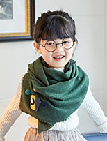 Kids Scarves,Spring, Fall, Winter, Summer Imitation Cashmere