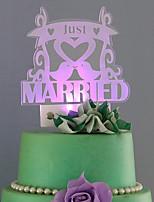Cake Topper Modeling Lolita Plastic Wedding  1 Gift Box