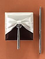 Romance mariage école / graduation amis ensemble de stylo d'anniversaire