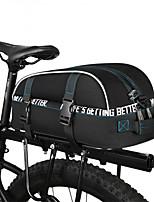 Bike Bag Bike Trunk Bags Rain-Proof Fitness Bicycle Bag Polyester/Cotton Cycle Bag Cycling Cycling