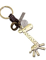 cheap -Keychains Jewelry Alloy Animal Animals Lovely Daily School