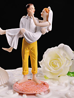 cheap -Cake Topper Wedding Friends Plexiglas Wedding Party  Gift Box
