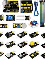 economico -Starter kit di programmazione grafica keyestudio ardublock per arduino starter compatibleunor3 / dup0nt lines