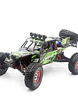 economico -Auto RC FEIYUE - 03 2.4G Off Road Car 1:12 35 KM / H