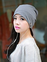 cheap -Unisex Cotton Floppy Hat,Work Casual Solid Spring, Fall, Winter, Summer Stylish Gray Red