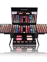 2 Blush Pressed Powder+Shadow Eyebrow Mirror Matte Shimmer Fashion