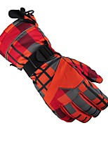 cheap -Ski Gloves Unisex Full-finger Gloves Keep Warm Waterproof Windproof Breathable Nylon Ski / Snowboard Winter