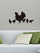 Animals Wall Stickers Plane Wall Stickers Decorative Wall Stickers,Paper Material Home Decoration Wall Decal For Wall