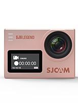sjcam sj6 leyenda original 2.0 pulgadas ltps pantalla 4k wifi cámara de acción ntk96660 chipset 166 grados fov sensor giroscópico