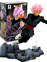 Anime Action Figures Inspired by Dragon Ball Goku PVC 10 CM Model Toys Doll Toy
