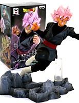 baratos -Figuras de Ação Anime Inspirado por Dragon ball Goku 10 CM modelo Brinquedos Boneca de Brinquedo