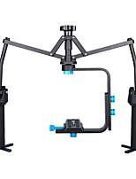 yelangu professionnel spider stabilisateur s1 pliable dslr caméra plate-forme