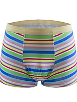 Men's 3D(random pattern) Shaping Panties Boxers Underwear
