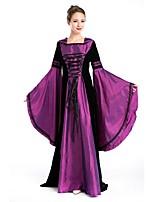 economico -Lolita Classica e Tradizionale Principessa Elegant Ispirazione Vintage Donna Un Pezzo Vestiti Costumi Cosplay Stile Carnevale di Venezia