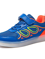 Boys' Shoes Breathable Mesh Fall Winter Comfort Sneakers For Casual Pink Blue Black