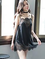 Ultra Sexy Vêtement de nuit Femme Lace-Fin