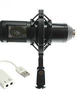 cheap -KEBTYVOR BM800 WiredMicrophoneSets Computer Microphone Condenser Microphone