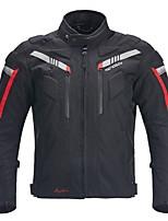 abordables -chaqueta protectora de la motocicleta de los hombres cuatro estaciones impermeables del protector del invierno para el deporte del motor