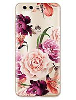abordables -Coque Pour Huawei P9 Huawei P9 Lite Huawei P8 Huawei Huawei P9 plus Huawei P7 Huawei P8 Lite Huawei Mate 8 P10 Lite Motif Coque Fleur