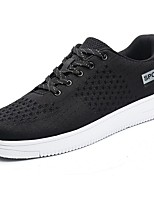 cheap -Men's Shoes Tulle Winter Fall Comfort Sneakers Null Null / For Athletic Royal Blue Black/Red Gray Black
