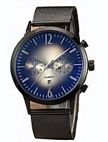 Per uomo Orologio casual Orologio alla moda Orologio elegante Orologio da polso Creativo unico orologio Cinese Quarzo Calendario