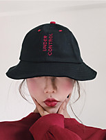 Women's Cotton Sun Hat,Casual Solid Spring, Fall, Winter, Summer